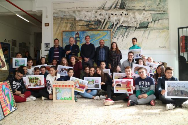 'El kamishibai en el aula' del IES Jaroso recibe el premio Recapacicla
