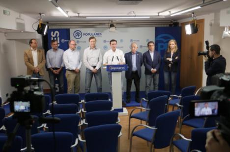 El PP afirma que el voto a Vox deja a Sánchez en La Moncloa