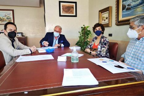 UAL y Autoridad Portuaria fortalecen sus líneas de colaboración