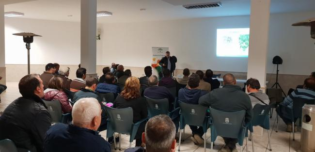 La Junta analiza cultivos alternativos para la comarca de la media Alpujarra almeriense