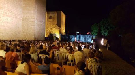 La Banda de Música de Viator cierra las #NochesdeAlcazaba