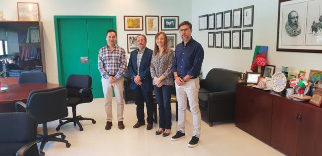 Dos nuevas incorporaciones suben a 24 el número de inspectores de Educación en Almería