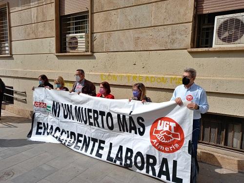 Primera muerte por accidente laboral en Almería del año 2021