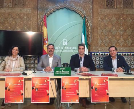 La Junta celebra en Almería 'Día del Flamenco en Andalucía' con actividades