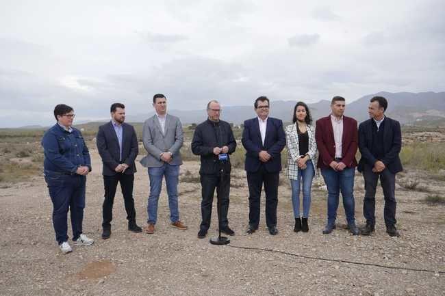 El PP se compromete con el ramal entre el Puerto Seco de Níjar y el Corredor Mediterráneo