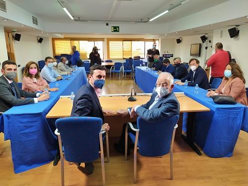 Javier Aureliano García liderará el PP de Almería