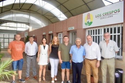 La Junta concede a 'Semillero Los Crespos' una ayuda de 137.000 euros