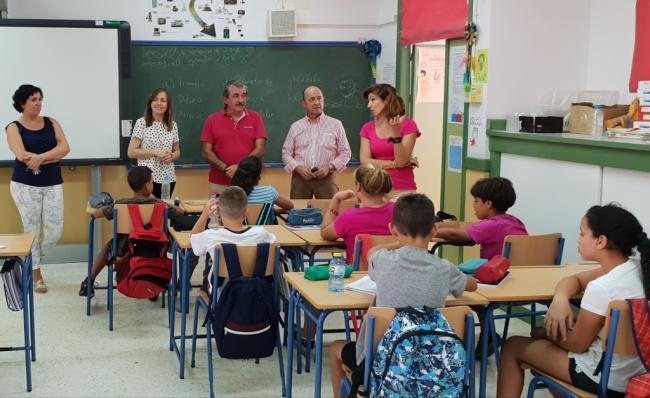 El CEIP Ave María del Quemadero dedica su plan de lectura a 'El Principito'