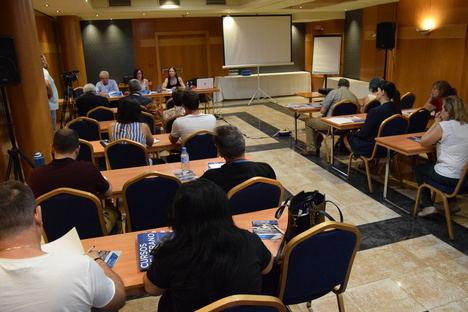 Primer análisis multidisciplinar de la Alcazaba