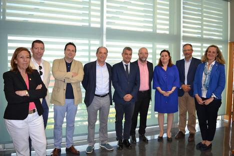La UAL acoge la reunión de la AUIP para avanzar en materia de becas de másteres