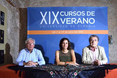 Una visión inédita de la Alcazaba de Almería en los Curos de Verano de la UAL 2018