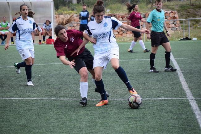 UAL Deportes relanza la Selección Femenina de Fútbol 7 y la premia con la 'Levante Cup'