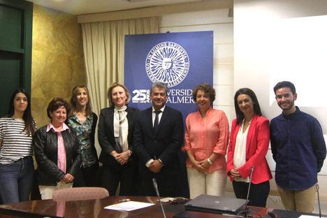 Las universidades andaluzas se reunen en Almería en unas jornadas sobre inclusión de discapacitados