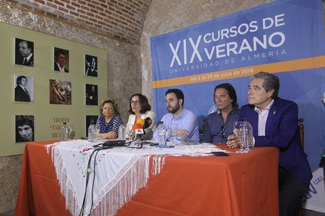 Tomatito volverá a impartir su Clase Magistral, en exclusiva, para los Cursos de Verano de la UAL