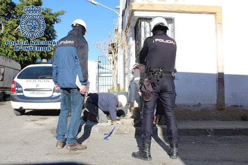 Policía Nacional y Endesasuperan las 700 acometidas de luz revisadas en un trimestre