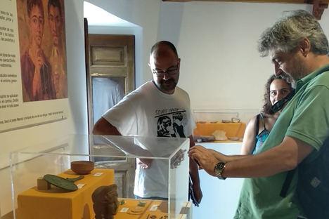 Trabajo de campo del curso de musealización buscando el esplendor de la antigua Abdera