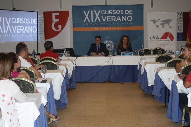 El presidente de la Cámara de Cuentas de Andalucía aboga por la gestión de riesgos en los contratos públicos