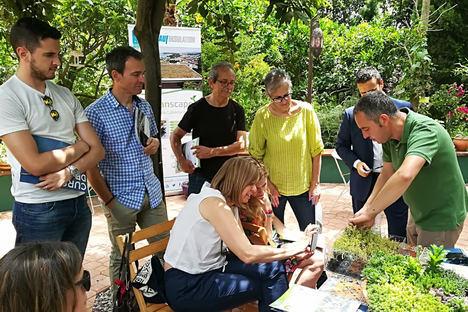 """Ciudades """"colonizadas"""" por la biodiversidad, final del curso sobre espacios verdes urbanos"""