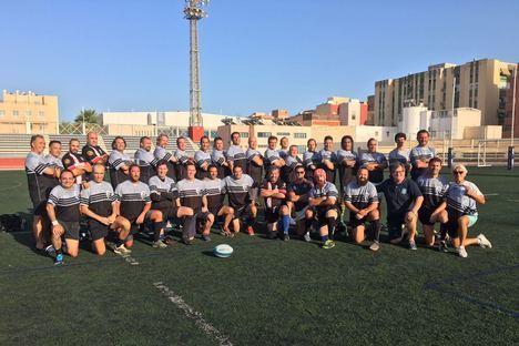 Tributo al rugby universitario de la UAL de la mano de Raimundo Bretones y su recuerdo