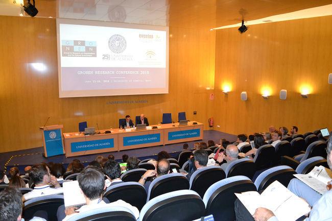 Investigadores internacionales debatirán en la UAL sobre grandes retos medioambientales