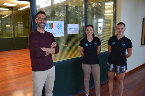 Apuesta definitiva por la vida saludable en la Universidad de Almería con 'UAL Healthy'