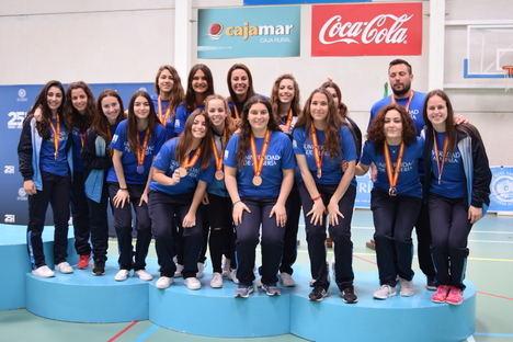 Más de la mitad de los deportistas de la UAL recibirá la ayuda económica a medallistas