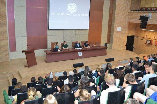 Llegan a la UAL más de 200 participantes de los cursos de verano internacionales