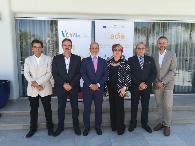 El ecosistema smart andaluz analiza en Vera los destinos inteligentes