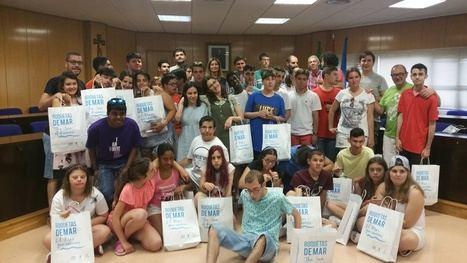 """Escolares del """"Niño Jesús del Remedio"""" de Madrid visitan Roquetas"""