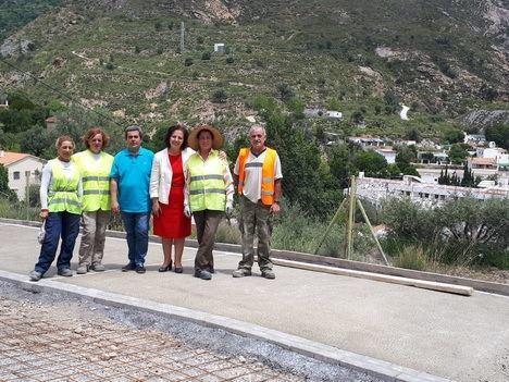 La Junta destina 77.000 euros a reformar instalaciones municipales de Paterna