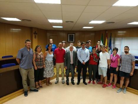 Arranca en Roquetas de Mar una escuela taller sobre viverismo y jardinería