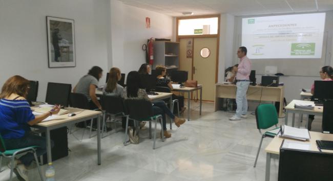 Finaliza el curso de Manejo de Máquinas de Control Numérico de la Escuela del Mármol