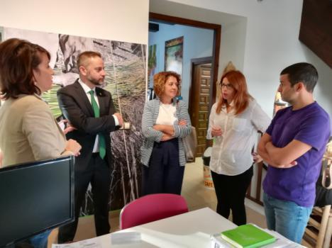Desempleados de Huércal de Almería reciben formación con las Acciones Experimentales