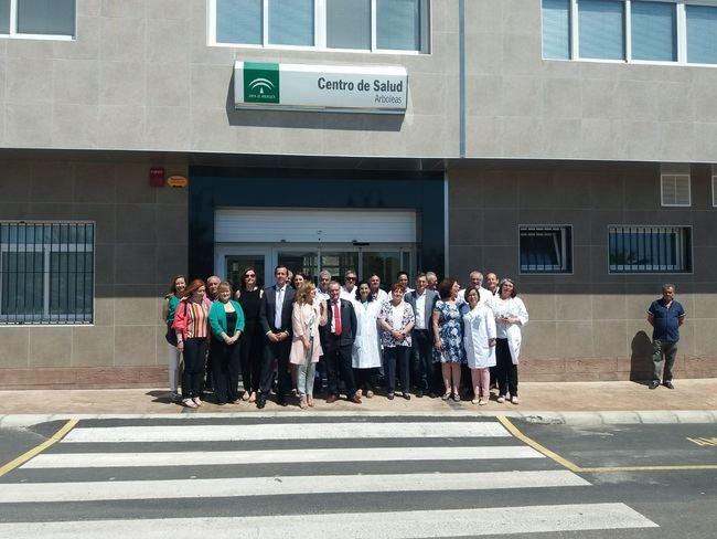 La Junta invierte más de 1,8 millones de euros en los nuevos centros de atención primaria de Antas y Arboleas
