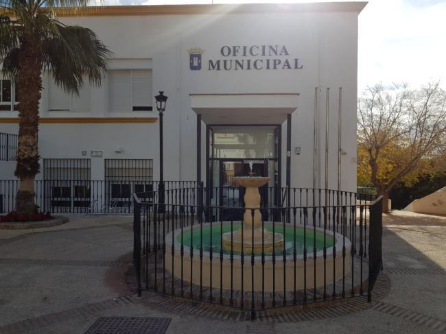 El Ayuntamiento de Níjar recupera la fuente de la Villa