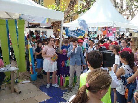 Viator acogerá una de las Ferias de Emprendimiento de la Junta para mostrar el talento joven