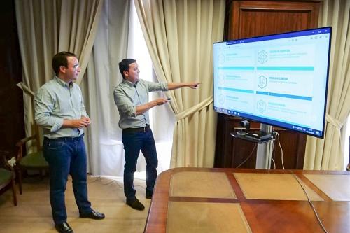 Diputación facilita el acceso a las ayudas del 'Plan Almería' a través de una nueva web: plan.almeria.es