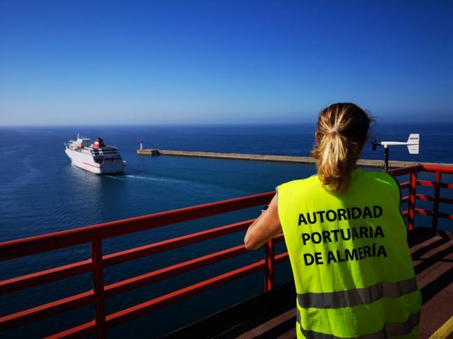 27.600 pasajeros han pasado por el Puerto de Almería en los primeros 15 días de la OPE