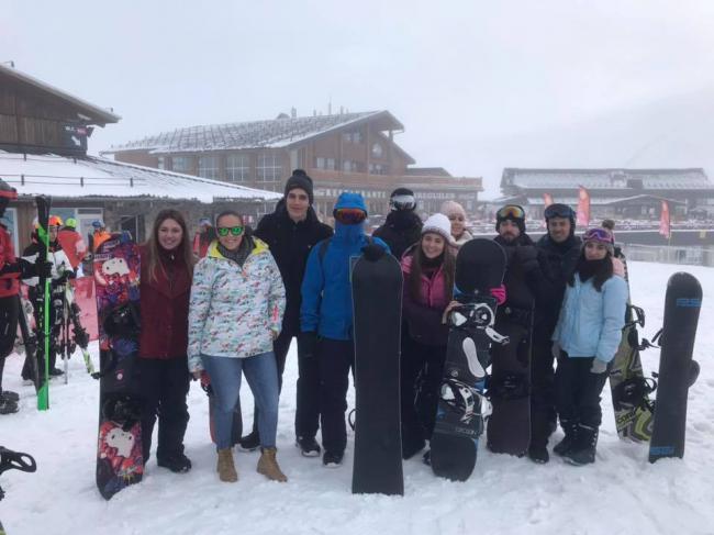 El Fin De Semana Blanco En Sierra Nevada para jóvenes de Vícar