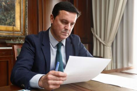 Suspenden las visitas a la residencia de Diputación entre las medidas por coronavirus