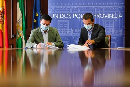 Diputación gestionará el PFEA de Purchena