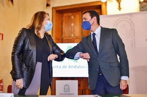 Diputación y Junta firman un protocolo pionero contra el cambio climático en Almería