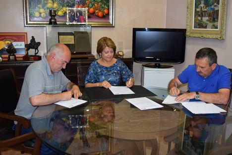 Gádor renovará el alumbrado público para favorecer el ahorro energético en el municipio
