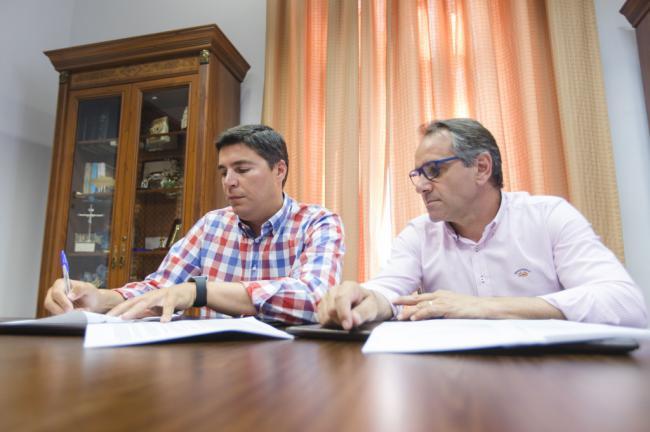 Adjudicada la construcción de la pista polideportiva de Cuevas de los Medina por 75.000 euros