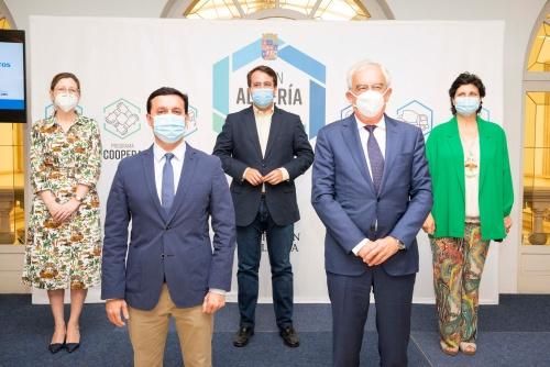 Diputación y ASEMPAL se unen para atraer inversiones en agua y energías renovables