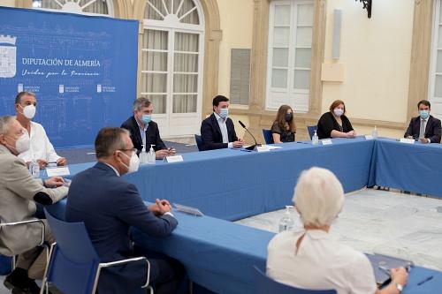 Acuerdo unánime en el convenio colectivo de Diputación