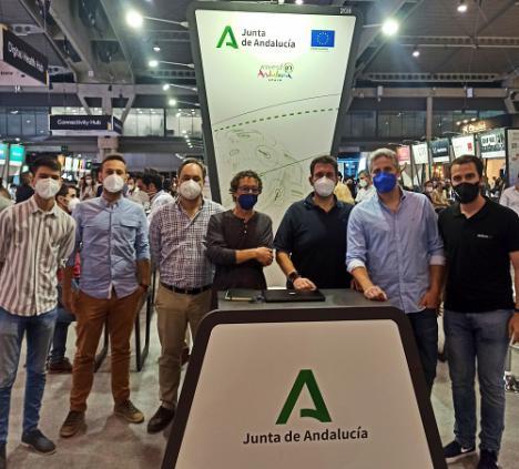 Dos startup almerienses en 4FYN