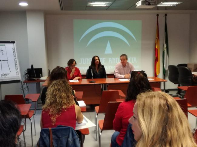 Justicia organiza un curso sobre migración, prostitución y trata del programa Forinter en Almería