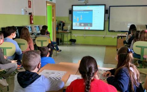 La Diputación de Almería incorpora el ajedrez virtual a los Juegos Deportivos