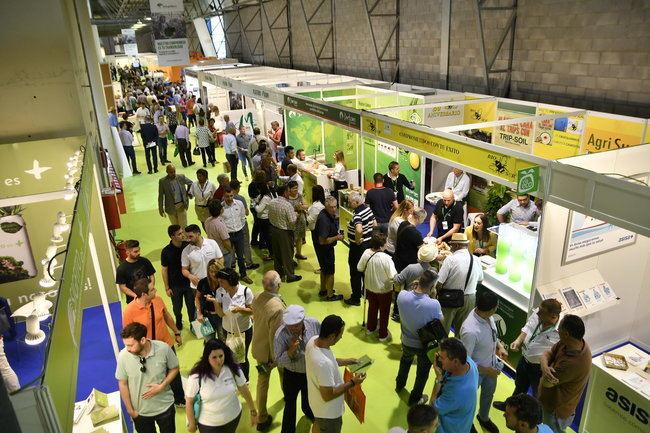 El sector de la industria auxiliar muestra su carácter innovador en Infoagro Exhibition